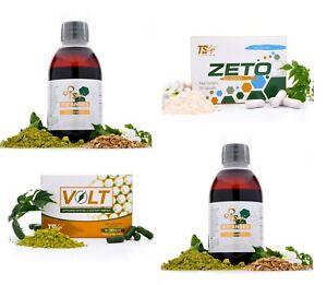 Weight Loss Supplement Volt, Zeto, Supanova Food Supplement - Energy Booster
