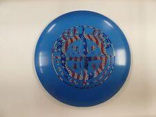 INNOVA FIRST RUN PROTOSTAR STAR FOXBAT Blue w/ American Flag Stamp 175g -New