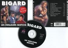 "Jean-Marie BIGARD ""Les meilleurs sketchs"" (CD) 2001"