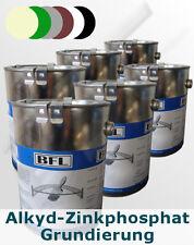 6x2,5Li Alkyd-Zinkphosphat-Grund Farbtongruppe 1 haftstark.Rostschutz 10,43 €/Li