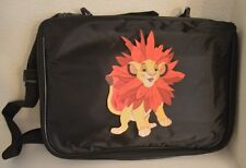 TRADING PIN  BAG FOR DISNEY PINSSIMBA LION KING YOUNG FLOWERS LARGE Book CASE