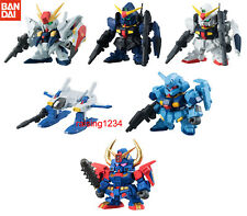 BANDAI Mobile Suit Gundam Senshi Forte 3 Figure set of 6 RX-178 MK-II RX-105