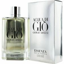 Acqua Di Gio Essenza Giorgio Armani Men 6.08 6.0 6 oz 180 ml Eau De Parfum Spray