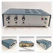Vintage Toa Solid State Pa-Amplifier Ta-955 Amplifier - Tested - Working! Japan