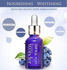 Blueberry Hyaluronic Acid Liquid Collagen Face Essence Anti Aging Desalt Imprint