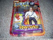 WWF Jakks Wrestling Figure Summer Slam 99 Road Rage GANGREL OVP Signed DWA WWE