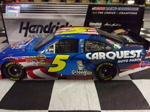 Mark Martin #5 Carquest Honoring Our Soldiers 2010 Impala 1:24 Action  NASCAR