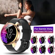For Garmin Venu smart watch Full cover TPU case Bumper Buy 1 Get 1 free