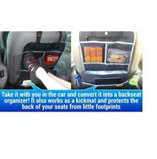 that a' baby 5-in-1 Insulated STOLLER BAG & BACKSEAT ORGANIZER Keeps Drinks Cool