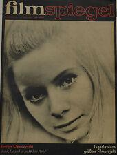 FILMSPIEGEL - 13. MAI 1970 - EVELYN OPOCZYNSKI (FS 308)