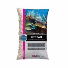 Red Sea Reef Base Pink 10kg Marine/Saltwater Aquarium Tank Coral Sand/Aragonite