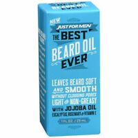 Just for Men The Best Beard Oil Ever - 1 OZ (2 Packs)