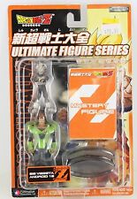 Dragon Ball Z Ultimate Figure Series SS VEGETA ANDROID 16 w/ mystery figure