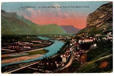 CPA 38 - GRENOBLE (Isère) 70. Vallée de l'Isère, Pique Pierre, St Martin Vinoux