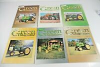 Green Magazine The Monthly for John Deere Enthusiasts Jul - Dec  2004 6 Issues