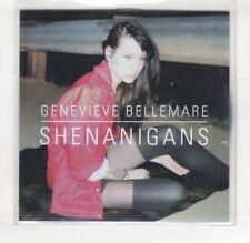 (HS243) Genevieve Bellemare, Shenanigans - DJ CD