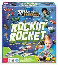 Miles from Tomorrowland Rockin' Rocket Game Disney Junior FREE SHIPPING NEW