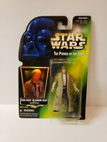 """Star Wars Power Of The Force 3.75"""" Han Solo Endor Action Figure POTF Kenner"""