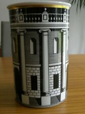 Rosenthal Fornasetti Design Vase, Palladiana, 22cm tall. Unused, unboxed