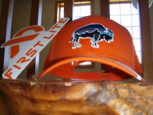 First Lite and Patagonia Fitz Roy Bison Trucker Hat FALL2016