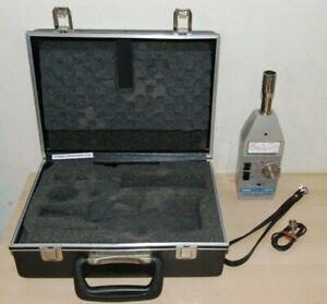 Simpson 886-2 Type 2 Sound Level Meter