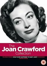 NEW DVD The Joan Crawford Collection : 4 film Collection NEW