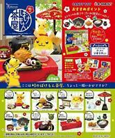 RE-MENT Miniatua Pokemon Japanese Sweets Full Set BOX of 8 packs from JAPAN NEW