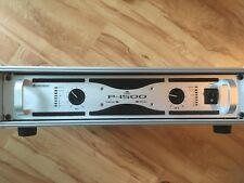 Super Zustand! Endstufe / Verstärker p 1500 omnitronic + Case