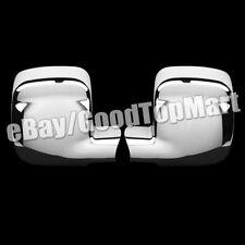 For Gmc Savana 2003-2010 11 12 13 14 15 16 17 18 Chrome Full Mirror Covers