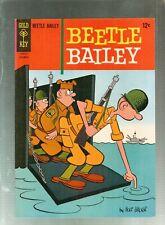 Beetle Bailey #51  Gold Key Comics 1965  High Grade