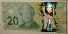 Gem UNC Canada $20 2012 polymer Bank Notes paper money Consecutive serial number