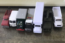 Lot of 7 HO Scale (1/87) and 1/63 Trucks LOOSE