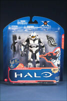 HALO Anniversary Series 2 Spartan MkVI (White/Blue) Figure by McFarlane