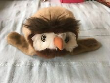 Novelty Owl hat. Brown, warm, well lined