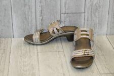 Naot Afrodita Heeled Sandal - Women's Size 5 - Natural