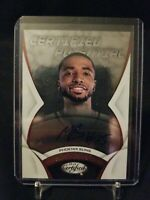 18-19 Panini Certified Potential Mikal Bridges Rookie Autograph Card #CP-MIB