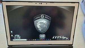 "MSI GS60 2QE 15.6"" GAMING LAPTOP i7-4710HQ 12GB RAM -120GB - 1TB"