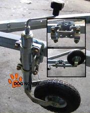 Collier ALKO roue jockey basculable rapidement