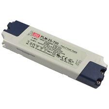 MEANWELL PLM-25-700 25W LED-Schaltnetzteil 21V-36V 700mA Konstantstrom 856534
