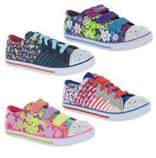 Chaussures multicolores Skechers pour fille de 2 à 16 ans