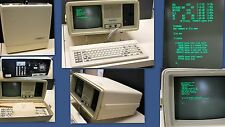 Vintage Sperry Luggable Computer 20 Meg HD Boots & Works Ships Worldwide