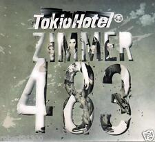 CD audio.../...TOKIO HOTEL.../...ZIMMER 483.../...CD PLUS DVD..../...COLLECTOR..