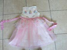 girls dress age 4-5-6 Unicorn Disney Princess party sundress CHRISTMAS SKATER
