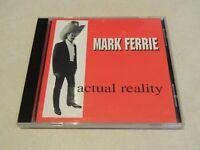 Mark Ferrie Actual Reality CD [Australian Legend]