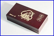 2001 PELIKAN Xuan Wu Asia Limited Edition 888 Kolben Füller M M800 old style