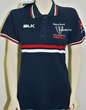 Brand New - Melbourne Rebels Ladies Media Polo Shirt - Size: 12