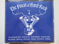 VARIOUS # The Finest Of Hardrock Vol. 4 # NM (2CD)