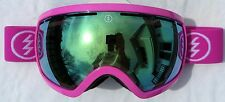 $160 Electric EG2.5 Womens Winter Ski Pink Ladies Goggles Spy Mirror Roxy Lens