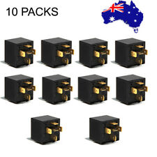 10x Car Vehicle Auto 12V Volt 40A 40AMP SPDT Relay 5Pin 5P