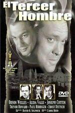 -DVD ★★★ EL TERCER HOMBRE ★★★ ORSON WELLES - CULTO - VIENE